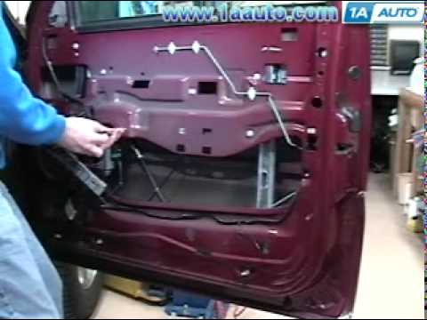 How To Install Replace Window Motor GMC Sierra 99-06 1AAuto.com