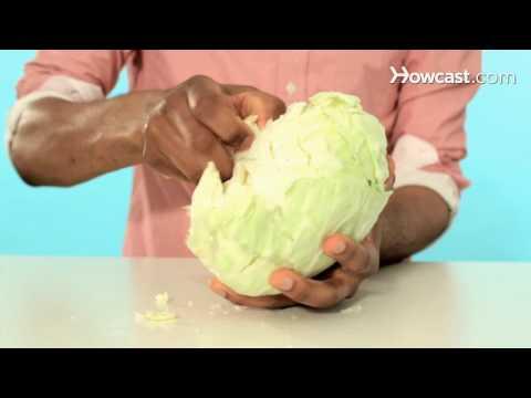 Quick Tips: How To Core Iceberg Lettuce