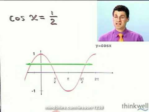 Pre-Calculus: Solving Trigonometric Equations
