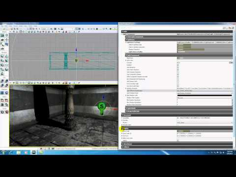 Unreal Development Kit UDK Tutorial - 33 - Advanced Lighting