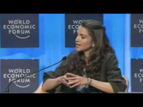 Davos Annual Meeting 2008 - Corporate Global Citizenship in the 21st Century