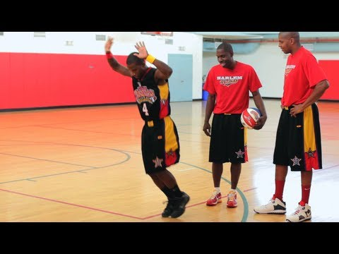 How to Play Basketball: Easy Basketball Drills / Footspeed and Agility Drills