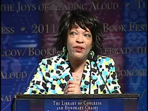 Rita Dove: 2011 National Book Festival