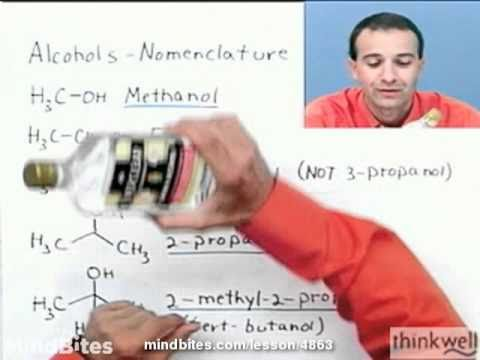 Chemistry: Alcohols, Ethers, and Amines