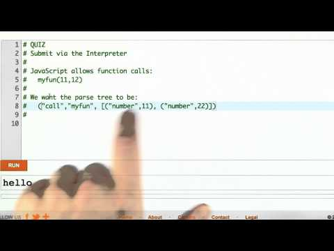 Optional Arguments - CS262 Unit 4 - Udacity
