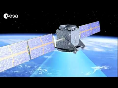 Galileo In Orbit Validation phase