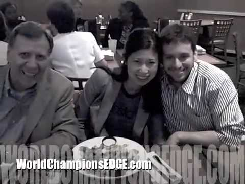 1st Annual World Champions' EDGE Dinner
