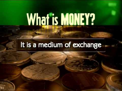Functions of money or What is money