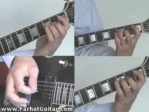 Fear of the Dark Part 2 Iron Maiden www.FarhatGuitar.com