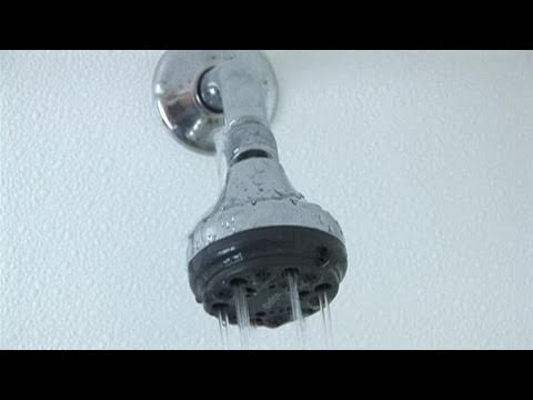 How To Furbish Up A Leaking Showerhead
