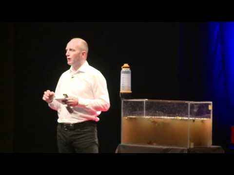 TEDxGateway - Michael Pritchard - A bottle that will save millions of lives - LIFESAVER