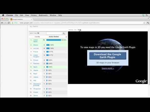 Google Analytics tutorial: Real-time reports | lynda.com
