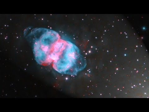 Little Dumbbell Nebula (M76) - Deep Sky Videos