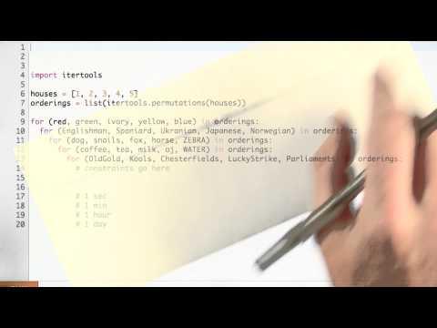Estimating Runtime Solution - CS212 Unit 2 - Udacity
