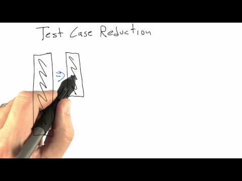 cs258 unit5 05 l Test Case Reduction