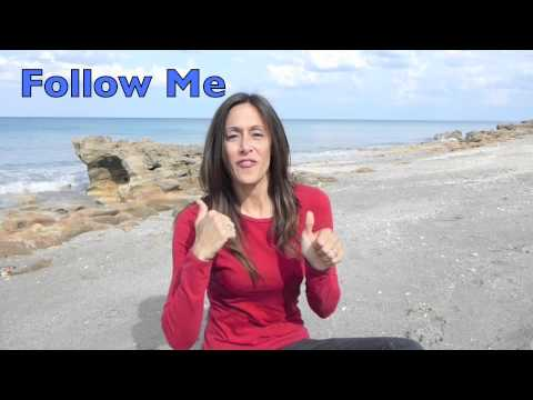 Sign Language song (#6 by Patty Shukla) ASL