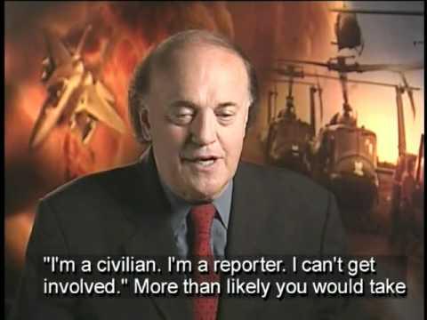 Peter Arnett on Prepared for Action in the Vietnam War