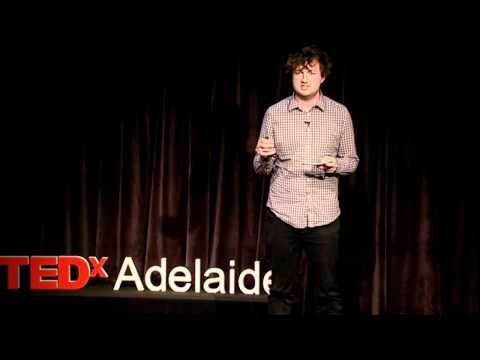 TEDxAdelaide - Jonathan Brown - Finding a Voice