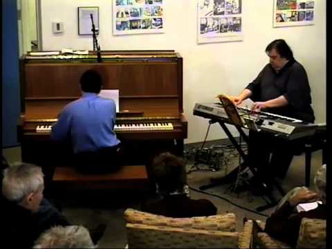 Living in the Musical Moment: Improvisational Structures for Two Keyboards