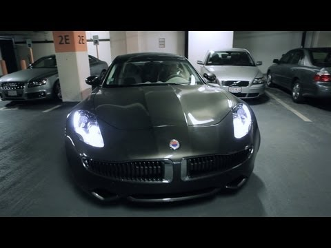 Beyond the Puck - Fisker Karma (Ep. 5)