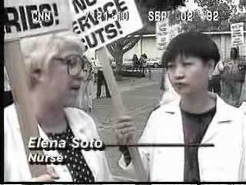 California Budget Crisis & Budget Delay of the Early 1990s