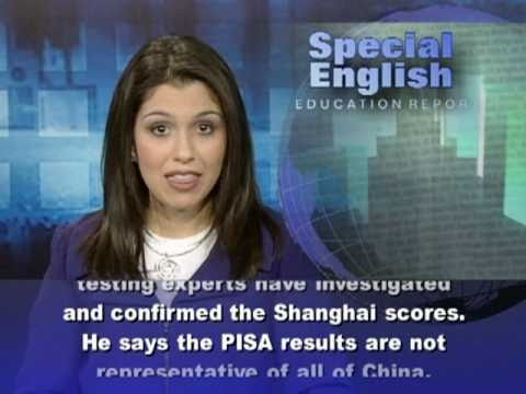 Lessons From Shanghai's Top Scores on International Test