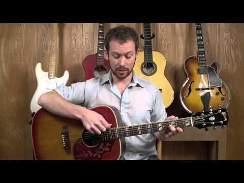 Head of the Guitar - Anatomy of the Guitar | StrumSchool.com