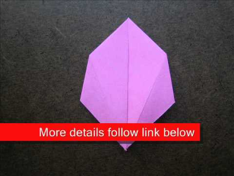 How to Fold Origami Big Ear Elephant - OrigamiInstruction.com