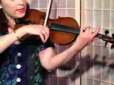 Violin Song Demonstration - Barbara Allen, British Ballad