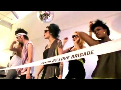 Fashion Week, Love Brigade's Runway Blitz, Threadbanger