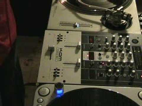 Using the kill switches in the mix on the  KAM KCM 450 MK 2