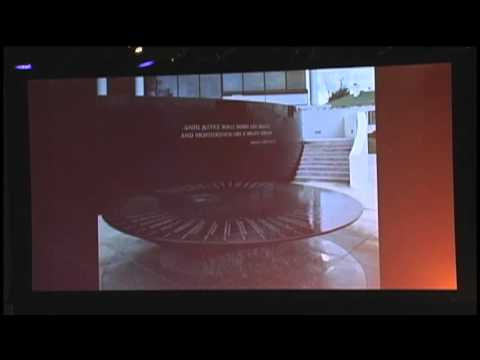 Between Art, Architecture and Monument: Maya Lin at TEDxEast
