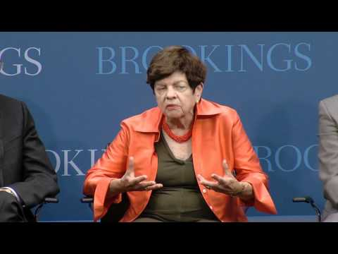 Alice Rivlin at The Deficit's Impact on American National Security and Foreign Policy