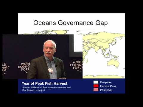 Davos 2010 - IdeasLab Global Redesign - Large Ocean Reserves