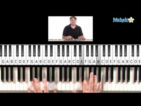 "How to Play ""The Cave"" by Mumford & Sons on Piano"
