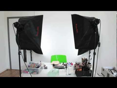 How to: Lighting & Camera Set-up for YouTube Videos