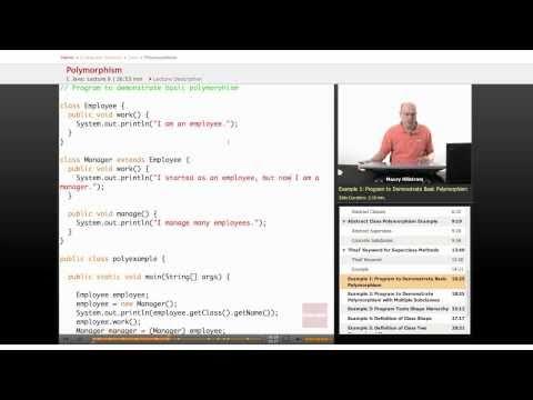 Java: Polymorphism