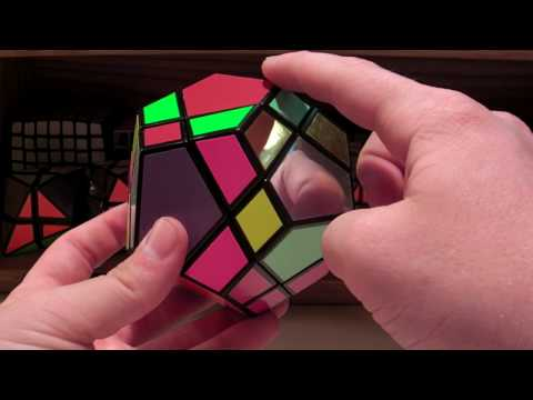 How to Solve the Skewb Ultimate: Monkeydude1313's 1-Algorithm Method