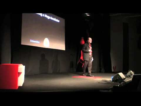 The birth of an incubator-valley: Daniel Rouach @TEDxESCP
