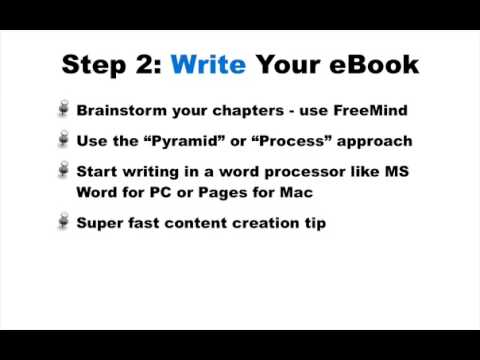 How To Create A Top Selling eBook In 7 Easy Steps
