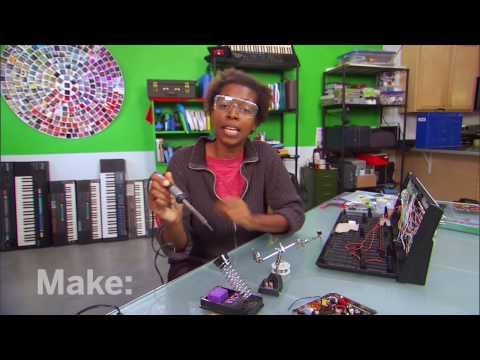 Maker to Maker  Soldering on Make: television
