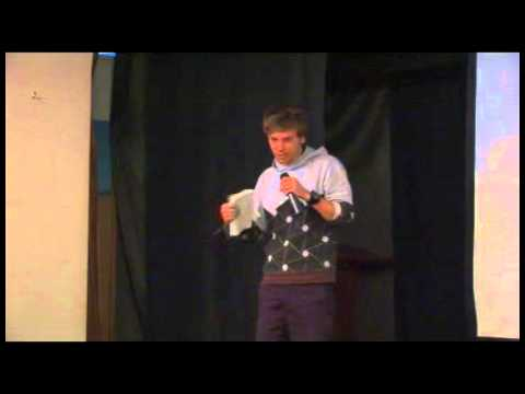 TEDxTomsk - Maxim Zhestkov - Mistakes do not have negative influence