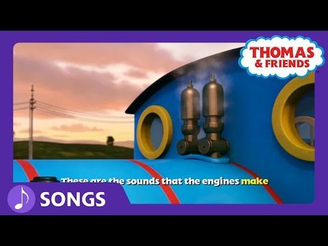 Thomas & Friends: The Sound Song Sing Along