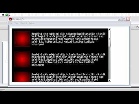 Flash AS3 ScrollPane Component Tutorial: Scrolling Custom Movieclips