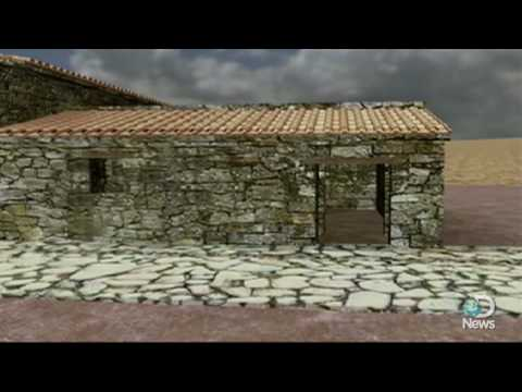 Ancient Etruscan House Discovered