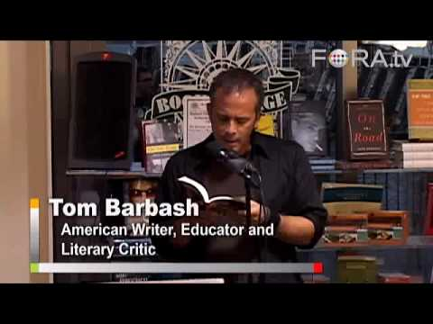 "Tom Barbash Reads from Jack Kerouac's ""On the Road"""