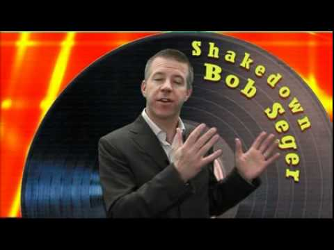 "Hits in History: ""Shakedown"" - Bob Seger"