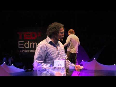 TEDxEdmonton - Kris Pearn - The Optimistic Opportunities of Failure