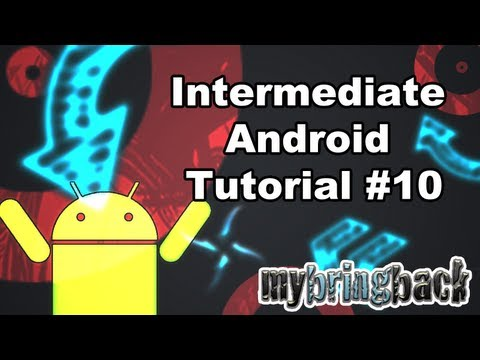 Learn Android Tutorial 2.10 - FileOutputStream Int
