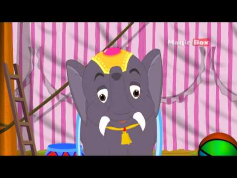 KINGINICHELLAM - MALAYALAM NURSERY CARTOON RHYMES